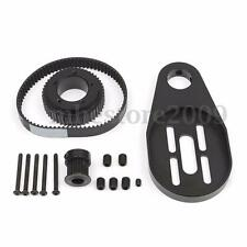 DIY Parts Drive Pulleys + Motor Mount Kit For 72/70MM Wheels Electric Skateboard