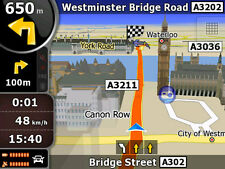 Xtrons WinCE GPS NAV Navigation Map Micro SD Card