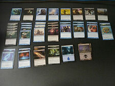 Magic the Gathering blau schwarzes Ally Deck