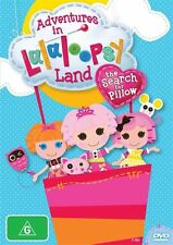 ADVENTURES IN LALALOOPSY LAND THE SEARCH FOR PILLOW DVD BRAND NEW SEALED!