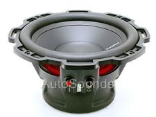 "NEW ROCKFORD FOSGATE P1S4-12 250 WATT RMS 12"" SINGLE 4 OHM SUBWOOFER"