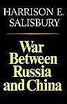 War Between Russia and China-ExLibrary