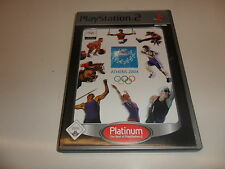 PlayStation 2  PS 2  Athens 2004 [Platinum]