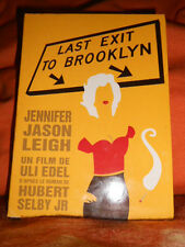 DVD Last Exit to Brooklyn d'Uli Edel d'après Selby (1989, DVD NON MUSICAL)