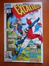 EXCALIBUR #55 Marvel Comics  [SA42]