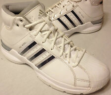 ADIDAS PRO MODEL Basketball Shoes w/ BRAND NEW LACES EUC Sz Ladies 8