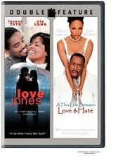 Love Jones/Thin Line Between Love and Hate (2009, REGION 1 DVD New)