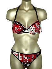 Marlies Dekkers Bikini deux pièces royal flush push-up 80b + string M NEUF 199 €