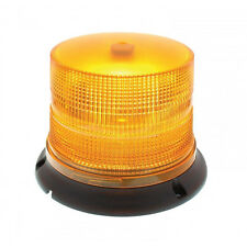 4 High Power 3 Watt LED Beacon Light 12 Flash Pattern - Permanent Mount