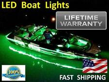 LED Boat LIGHTS  32 foot KIT fits Pontoon & Bass Boats Open Bow etc. UNIVERSAL