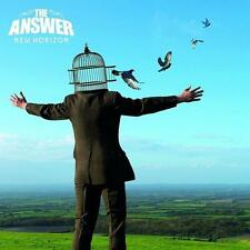 The  Answer    new  horizon  Digi  Pack    CD