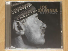 JOE ZAWINUL - THE ESC YEARS - ÖTZI - ROOFTOPS OF VIENNA - IN AN ISLAND WAY - NEU