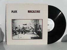 Magazine - Play - Promo vinyl LP I.R.S. SP70015  from 1981 MINT!