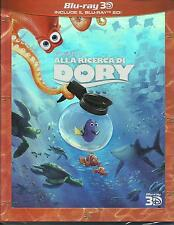 Alla ricerca di Dory 3D (2016) 2 Blu Ray slipcase