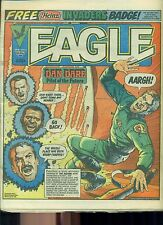 EAGLE weekly British comic book May 5 1984 VG+ (no Heinz badge)
