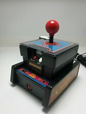 2004 NAMCO MS PAC-MAN 7 IN 1 PLUG AND PLAY WIRELESS TV VIDEO GAME JAKKS PACIFIC