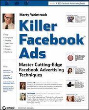 Killer Facebook Ads: Master Cutting-Edge Facebook Advertising Techniques, Weintr