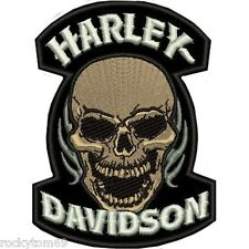 """Harley-Davidson Devour Small Patch 3 3/16"""" x 4 1/4 """" Made in USA * Retired!"""