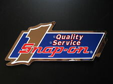 Snap-on Snap on Tools Tool Box Cabinet Sticker Emblem Racing Decal Vintage Lot