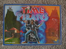 Time Pirates Board Game by Rio Grande Games  FACTORY SEALED