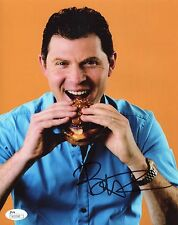 Bobby Flay Signed Autograph 8x10 Photograph Food Network Chef JSA