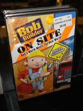 Bob The Builder - On Site: Bob's World Meets The Real World (DVD) BRAND NEW!