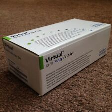 Ivoclar Vivadent Virtual Putty Fast Refill Pack - FREE P&P - DENTAL