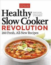 Healthy Slow Cooker Revolution by