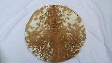 "Goat Skin Drum Head with Hair 22""/Djembe Drum Head Skin Hair/Natural Goat Skins"