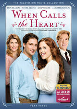 When Calls The Heart: Movie Collection Year 3 - 5 DISC SET (2016, DVD New)