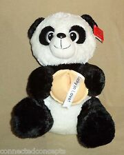Lucky in Love Fortune Cookie Panda Bear Plush from Aurora (07583) NEW