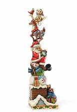 Heartwood Creek Piled High with Holiday Spirit 4034388 by Jim Shore NEW  19906