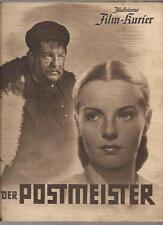 BFK Nr. 3098 Der Postmeister ( Heinrich George )