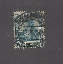 GERMANY -  123 - 126 - USED -  1920 ISSUES - GERMANIA