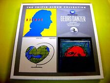 GEORG DANZER - THE TRIPLE ALBUM COLLECTION / DANZER / LIEBES LEBEN / RUFZEICHEN