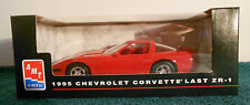 1995 AMT Ertl Chevrolet Corvette Last ZR-1 Red New in Box