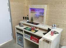 Beautiful Bar Counter, Micro Pub, Man Cave Summer house patio bar 009 002