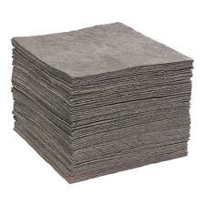 UNIVERSAL HEAVY WEIGHT ABSORBENT PAD OIL/WATTER (8 SORBENT PADS)