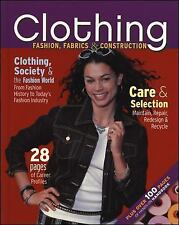 Clothing: Fashion, Fabrics & Construction, Student Text, McGraw-Hill, Weber, Jea