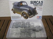 German staff car Simca 5 de Tamiya en escala 1:35 * nuevo *