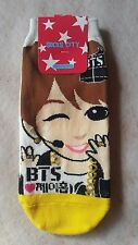 *BTS / J-hope / bts_jhope  SOCKS 1pair_MADE IN KOREA _ K POP GOODS