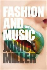 Fashion and Music, Miller, Janice, Very Good Book