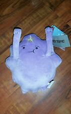 "Adventure Time Finn & Jake LUMPY SPACE PRINCESS 7"" Plush with tags by Jazwares"
