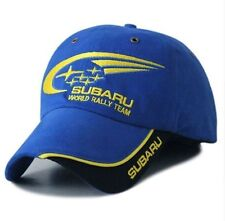Men SUBARU F1 Racing Cap Cotton Male Sports Motorcycle Racing gorra
