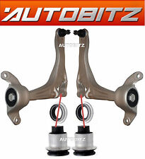 FITS HONDA CIVIC 1.4 1.8 2.0 TYPE R FD FK 2005  LOWER WISHBONE ARM L/R & BUSHS