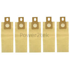 5 x U-2E, U20E, U20AB Dust Bags for Panasonic MC-E43N MCE44 MC-E44 Vacuum