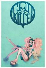GODKILLER Movie POSTER 11x17