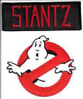"Ghostbusters/Stantz No Ghosts Logo Screen Accurate 4"" Patch Set of 2-FREE S&H"