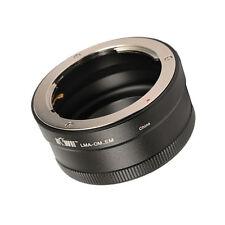 Adattatore è adatto a Olympus OM obiettiva a Sony NEX E-Mount Fotocamere