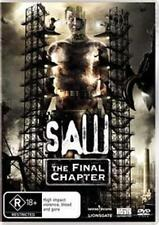 SAW VII 7 THE FINAL CHAPTER : NEW DVD